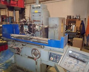Brown Sharpe 1236 Micromaster Automatic Surface Grinder