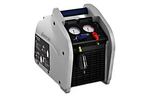 New Inficon 714 202 g1 Air Condition Ac Freon Refrigerant Recovery Machine Unit