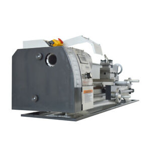 Techtongda 8 x31 Precision Metal Lathe Brushless Motor Bench Turning Machine
