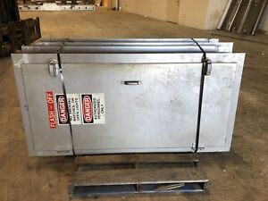 Powder Coat Oven Doors Lot Of Four Cure Oven