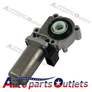 New Brand Transfer Case Shift Motor With Sensor 600 932 For Bmw X5 X3 X6