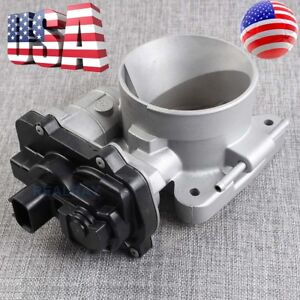 Throttle Body Assembly For Gm Chevy V8 4 8l 5 3l 6 0l 1500 2500 3500