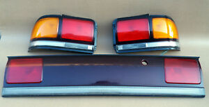 Toyota Sprinter Ae100 Ae101 Rare 2nd Generation Reflector With Tail Lights Jdm