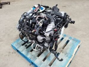 Engine Motor 4 4l Twin Turbo Awd Fits 11 13 Bmw 550i 635124