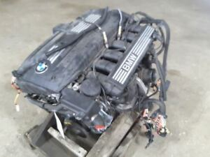 Engine Motor 3 0l I Model 215hp Manual Transmission Fits 07 08 Bmw Z4 618508