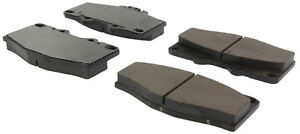 Disc Brake Pad Set Front Centric 105 04100 Fits 88 95 Toyota Pickup