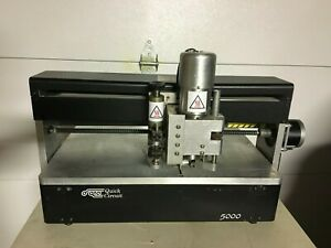 T tech Quick Circuit Qc5000 Amc2500 Complete Pcb Prototyping Or Lpkf Plotter