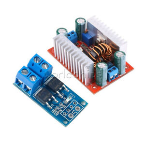 Dc Step up Constant Current Power Supply Driver Boost Converter 400w 15a Module