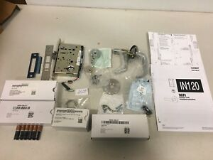 New Sargent In120 Wifi Mortise Lock Card Access Lock