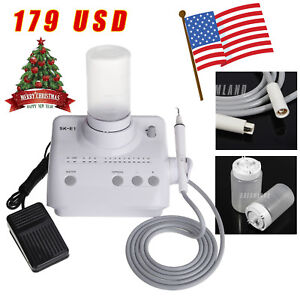179 Dental Ultrasonic Piezo Scaler Handpiece Tips Bottles F Ems Woodpecker Ds6