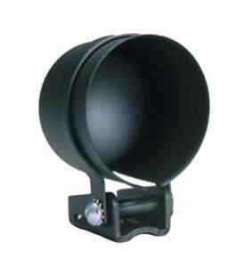 Auto Meter 2 5 8 Black Mounting Cup Electric Gauges