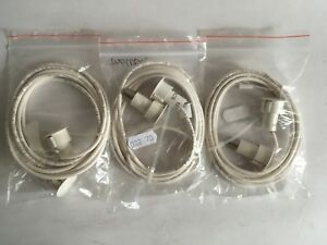 3 Pieces Of Ge Security Sentrol Magnetic Contact Cable 1078 N E W
