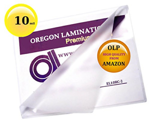 Qty 100 10 Mil Menu Laminating Pouches 12 X 18 Hot 12x18