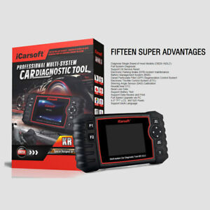 Icarsoft Kr V2 0 Professional Multi system Diagnostic Tool For Kia Hyundai Daewo