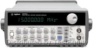Hp Agilent 33120a Function arbitrary Waveform Generator 15 Mhz