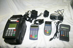 Lot Of Point of sale Items verifone Eclipse