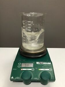 Chemglass Hot Plate Magnetic Stirrer Optichem Stirring Digital Mix Heat Mix