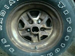 15x7 Sport Rally Steel Wheel 75 77 Oldsmobile Cutlass 785147
