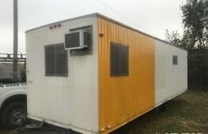 32 X 8 Mobile Modular Construction Site Office Trailer