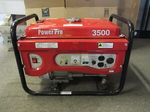 Power Pro Generator Wen Power Model 3500 Pickup Only No Shipping