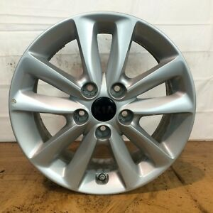 Kia Forte 2017 Factory Genuine Oem Alloy Aluminum Wheel Rim 16 X 6 5