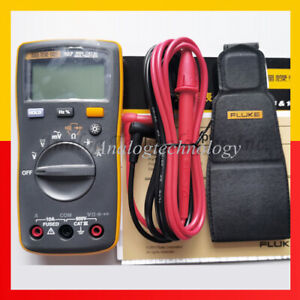 Brand New Fluke 107 Palm sized Digital Multimeter F107 With Magnetic Accessories