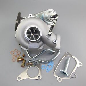 Vf40 Billet Wheel Turbo For Subaru Legacy Gt Outback Xt Forester 2 5l With Pipes