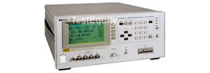 Hp Agilent 4284a Precision Lcr Meter 20 Hz To 1 Mhz