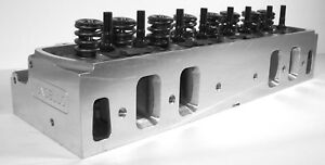 Oldsmobile Aluminum Cylinder Heads 350 403 pair