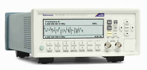 Tektronix Fca3000 Frequency Counter timer analyzer 300 Mhz 100 Ps