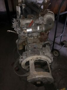 Cummins 4 Bt Diesel Engine W 9 9 Belt Drive Trans