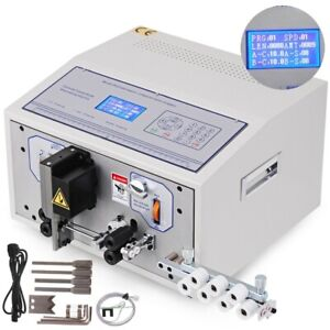 Swt508 sdb Short wire Type Computer Wire Cutting Stripping Peeling Machine
