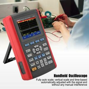 Uni t Utd1025cl Portable Digital Storage Oscilloscope 25mhz Bandwidth 200ms s Ec