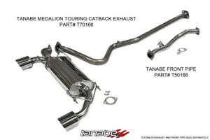 Tanabe Medalion Touring Exhaust System 13 13 For Subaru Brz