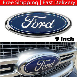 2004 2014 Ford F 150 Blue Oval Front Grille Or Rear Tailgate 9 Inch Emblem