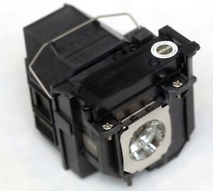 Genuine Epson Elplp79 Projector Lamp In Housing V13h010l79 For Powerlite 570