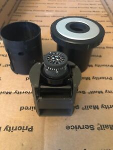 Carl Zeiss Photomicroscope Internal Camera Film Holder Assembly