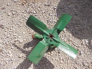 Oliver 66 Rowcrop Tractor White 244 Engine Motor Water Pump Assembly