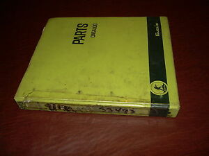 Euclid Volvo 91 Fd 33473 Tractor Truck Hauler Parts Catalog Manual