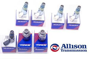 Shift Solenoid Kit Allison Trans 1000 2000 5 speed Duramax 1999 2005 99178