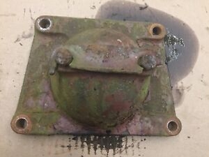 Farmall A B C 100 130 140 200 230 Belt Pulley Delete Cover Plate 9092 D