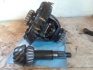 Dana 60 4 10 Gears And Open Carrier