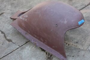 1929 1930 Chevrolet Front Fender Driver Side Spare Tire Wheel Well 9 014