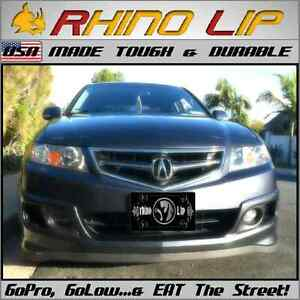 Acura Integra Legend Vigor Front Apron Valance Under Spoiler Splitter Chin Lip