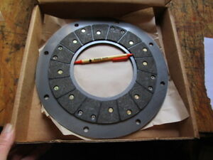 Clutch Plate New Case Cc C Early D Dc Case Tractor O10040a New