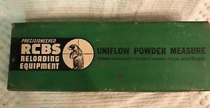 RCBS Uniflow Powder Measure and Stand