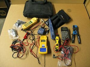 Electrical Network Telephone pots Test Equipment