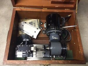 Moore Motorized Centers Precision Indexer Fits Milling Machine Surface Grinder