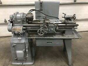 South Bend Heavy 10 10 x 30 Metal Lathe Gunsmith 3 4 Jaw Taper Tooling 3ph