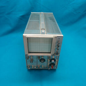 Tektronix Tek 5110 Oscilloscope W 2 5a15n 5a48 parts repair